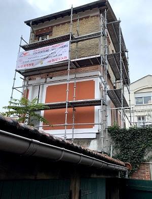 ravalement façade 92