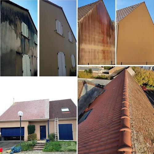 rénovation façade et couverture 78 Yvelines