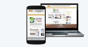 Création de site internet vitrine et site web entreprise