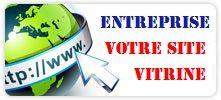Création de site internet vitrine pour artisan
